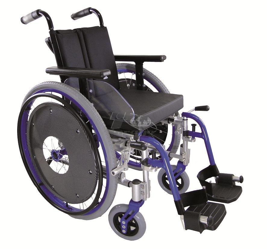 Inrago s a silla de ruedas ultraliviana pediatrica g up 35cm - Silla de ruedas ninos ...